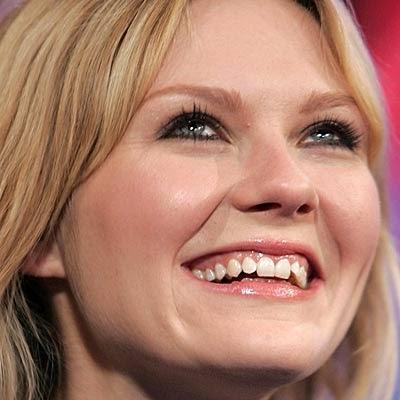 The Best Of Celebrity Kirsten Dunst Bad Teeth