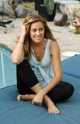 Hollywood Star Feet: Lauren Conrad Feet