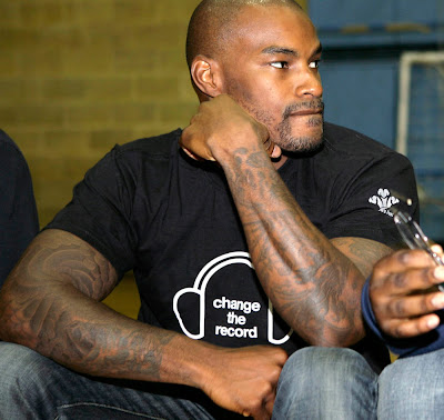 Tyson Beckford Tattoos