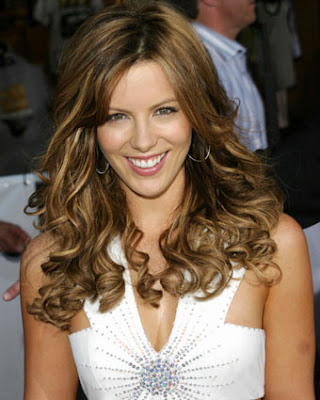 kate beckinsale hair highlights