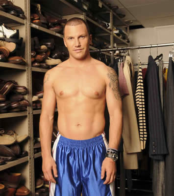 Tatto on Checkout These Pictures Of Sean Avery And His Tattoos