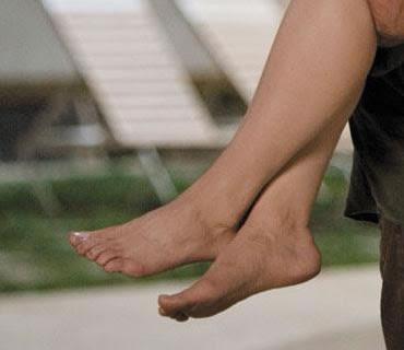 Hollywood Star Feet: Bryce Dallas Howard Feet