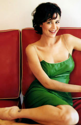 Catherine Bell Tattoo
