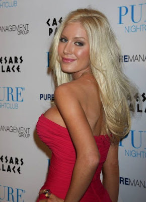Heidi Montag Plastic Surgery Nightmare I Almost Died After My