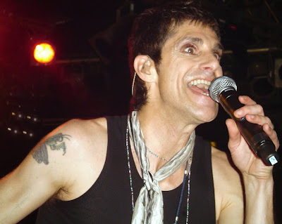 Perry Farrell Tattoo Design On Arm