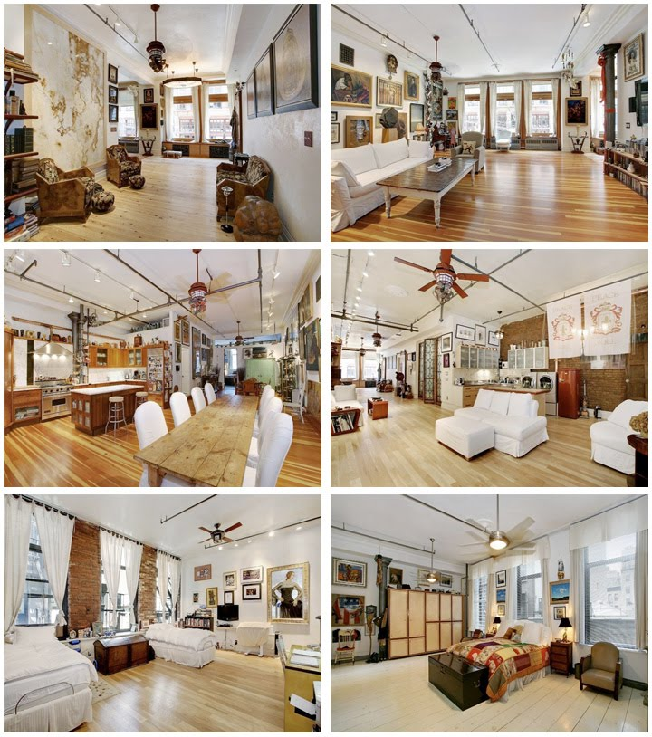 Whoopi Goldberg House ~ Celebrity Houses