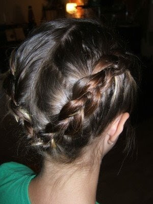 french braid hairstyles. images French Plait Hairstyles