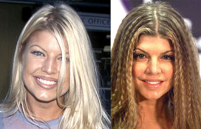 fergie younger