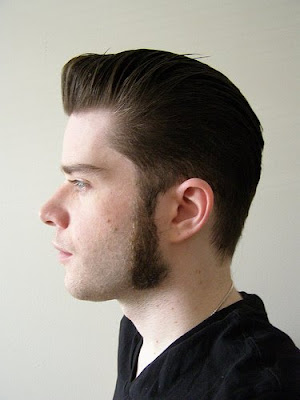 Mens Pompadour Hairstyle Mens Hairstyle
