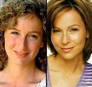 Jennifer Grey Nose Job
