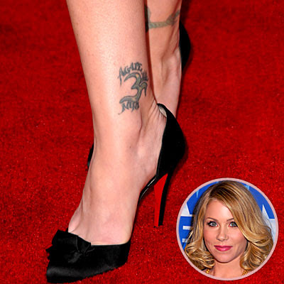 Christina Applegate Tattoojpg