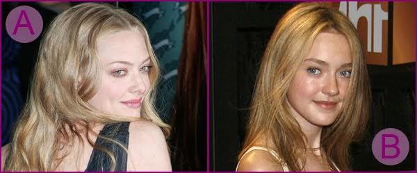 Amy lee celebrity look alikes