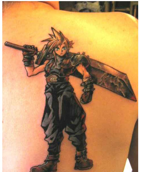Enjoy this photo gallery of cool video game tattoos.