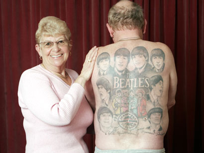 Beatles Tattoos