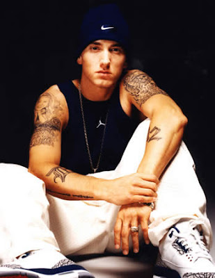 eminem tattoos of hailie. Eminem Tattoos