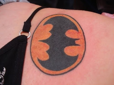 Batman Tattoos