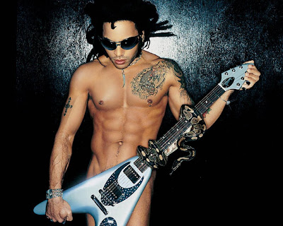 <b>Lenny Kravitz Tattoos</b>