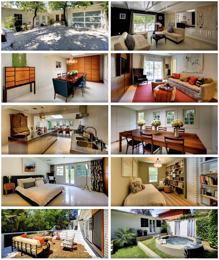 Inside Celebrities Homes