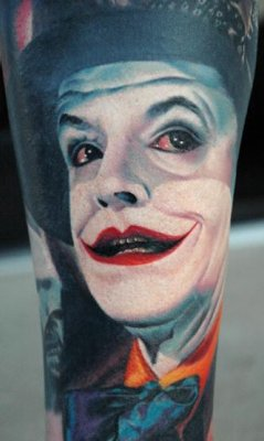 Tattoo Google Joker Tattoos