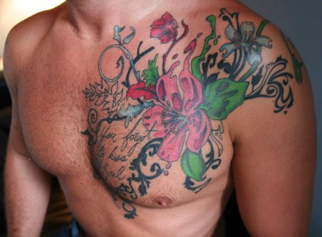 Chest Tattoo Ideas