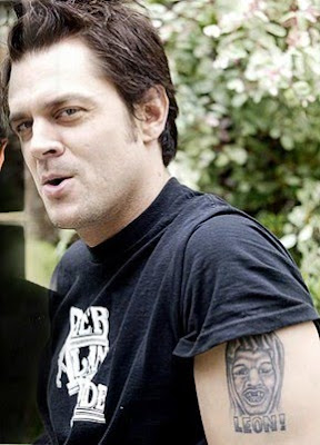 howimashpotattos johnny knoxville tattoos