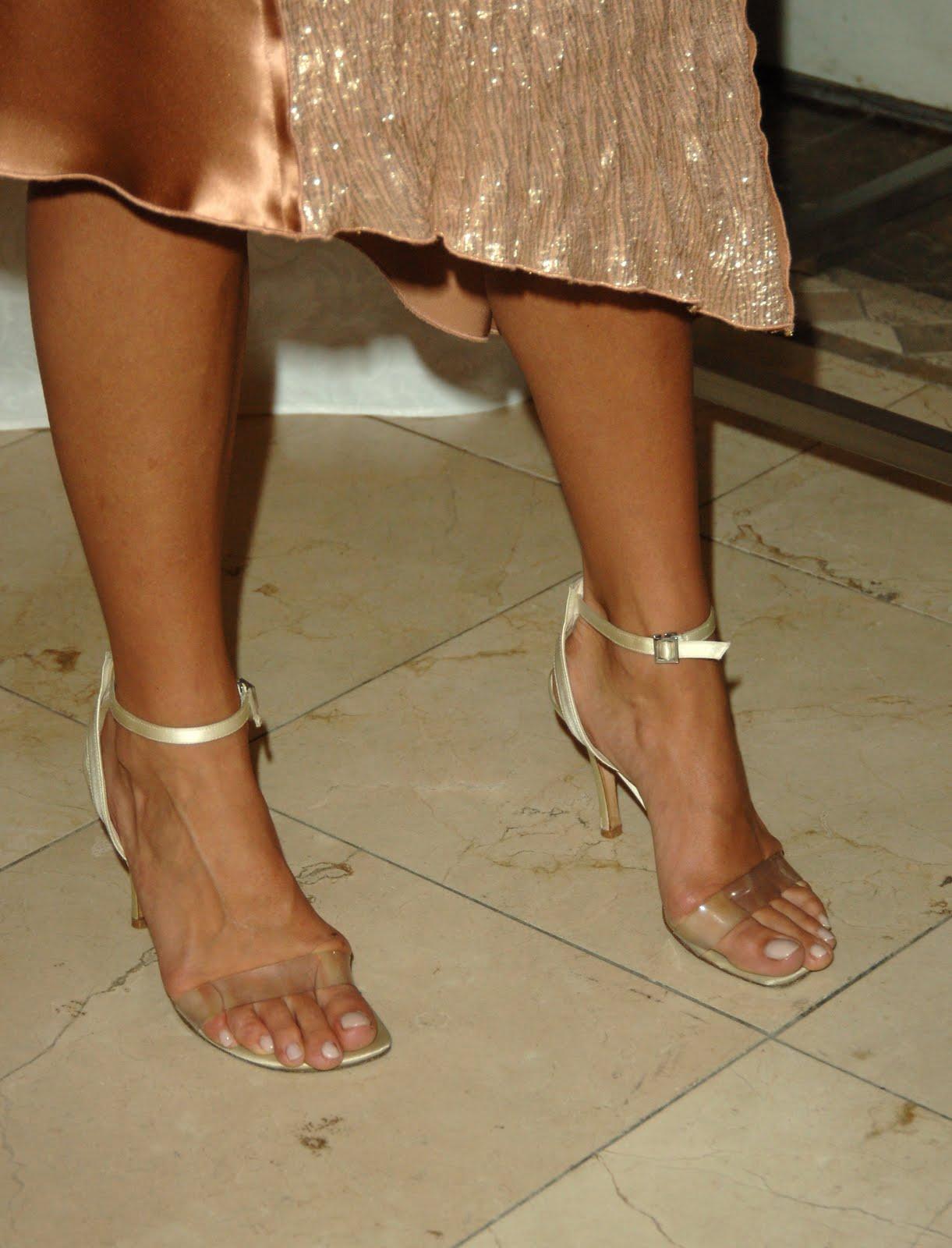 Feet nicole sheridan opinion, actual