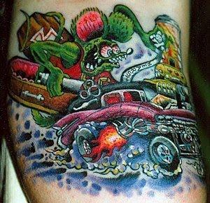 tattoo disasters car tattoos. Black Bedroom Furniture Sets. Home Design Ideas