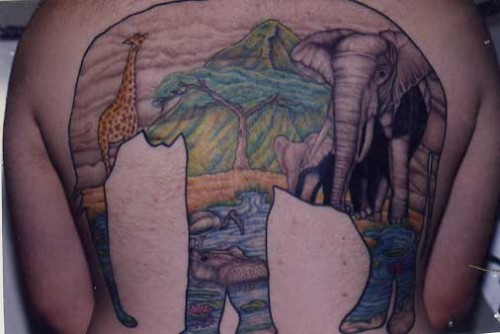 Tattoo Designs Elephant. Elephant Tattoos