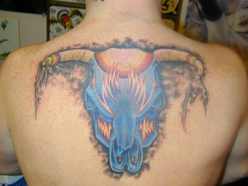Bull tattoos – what do they mean? Bull Tattoos Designs …