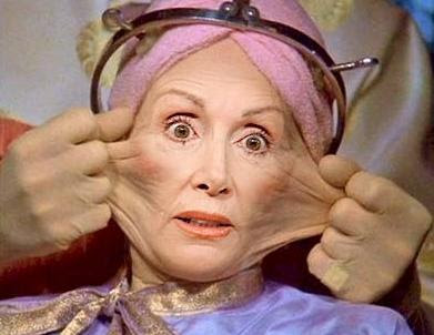 pelosi face lift