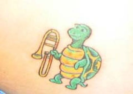 tattoos of turtles