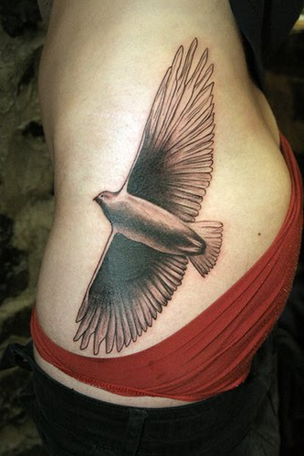 many more tattoo designs gallery: Tribal Hip Tattoos Bird Hip Tattoos