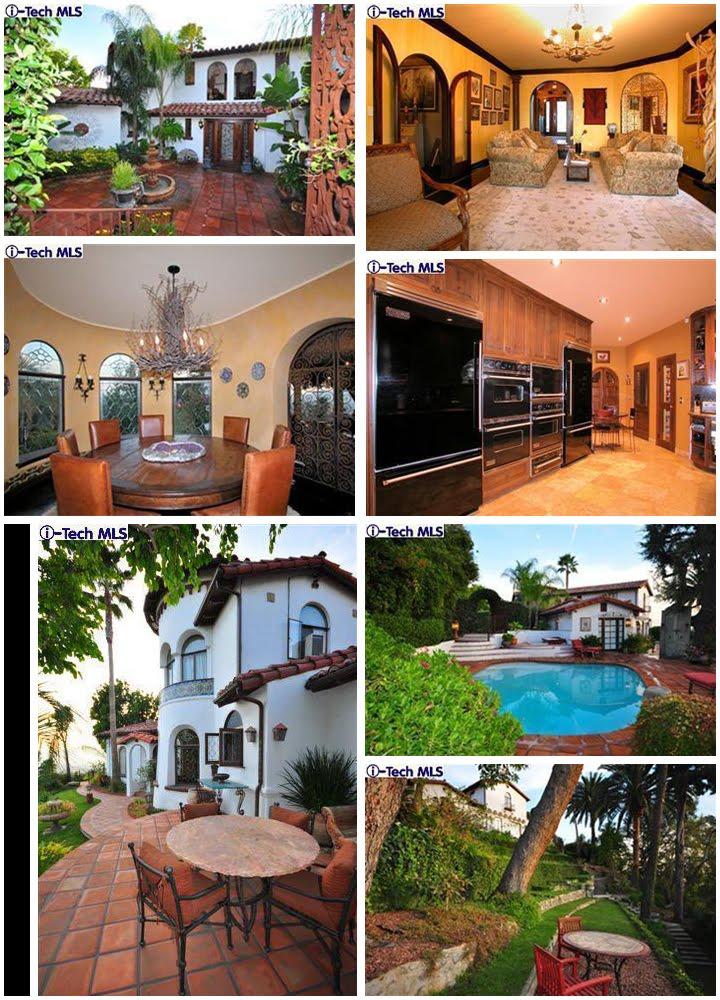 Mario lopez glendale house celebrity houses for Glendale house