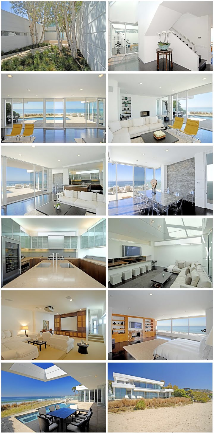Paul allen malibu house celebrity houses for Allen house