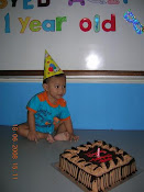 AQIL  1st Birthday 2008