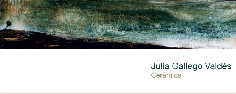 Julia Gallego Valdés Cerámica
