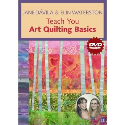 Art Quilt Workbook Exercises Techniques Ignite Creativity / Davila (2007, PB)