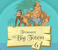 Treasure of Big Totem 6 walkthrough