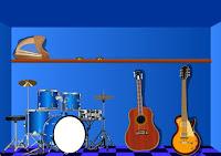 Musical Room Escape walkthrough