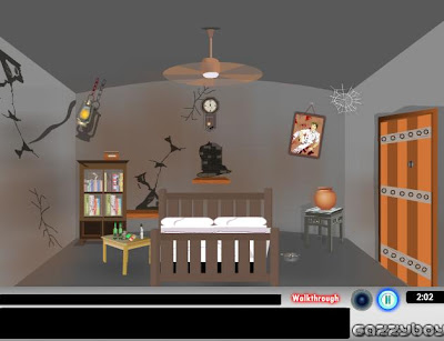 Killer Room Escape walkthrough