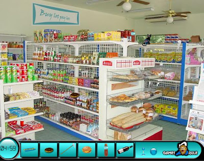 Hidden Objects-Super Market walkthrough