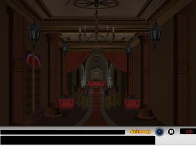 Ancient Palace Escape walkthrough