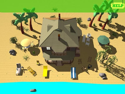 Beach Party Escape walkthrough