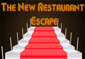 The New Restaurant Escape walkthrough
