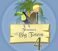 Treasure of Big Totem 4 walkthrough