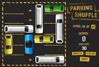 Parking Shuffle walkthrough