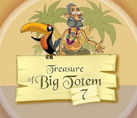 Treasure of Big Totem 7 walkthrough