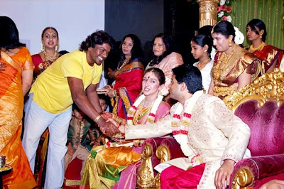 Sridevi Vijayakumar marriage photos Sridevi Vijayakumar wedding pictures 4