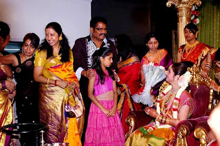 Sridevi Vijayakumar marriage photos Sridevi Vijayakumar wedding pictures float