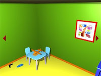 Children Room Escape walkthrough
